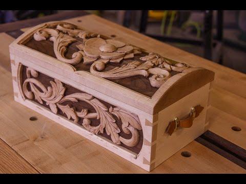 Um Carpinteiro Decide Criar Um Presente Para Sua Mulher: O Resultado é Estupendo!