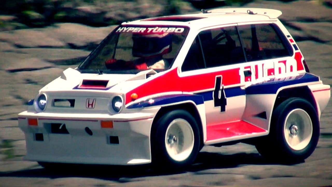Tamiya Honda City Turbo On A City Tour Willys Wheeler