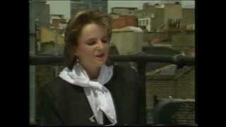 Clare Grogan interview, 1983.mpg