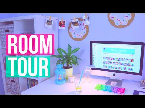 ROOM TOUR // МОЯ КОМНАТА // 2016