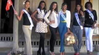 "Miss Haiti ""Miss International 2012"" Vlog (Day 4 Visits The Okinawa Prefectural Museum)"