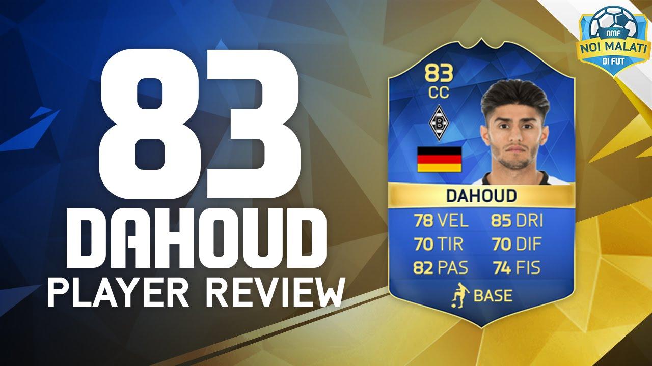 Dahoud Fifa 16
