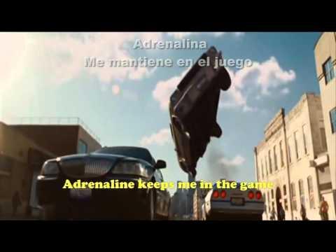 Gavin Rossdale  adrenaline subtitulado en Español  Ingles