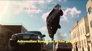 Gavin Rossdale - adrenaline subtitulado en Español / Ingles