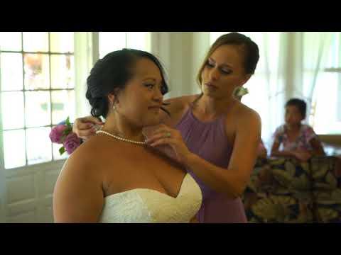 Hawaii Wedding Video   Keikilani and Ikaika   Kauai Wedding Video