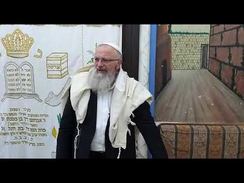 """ירושלים - מקום """"ידך המלאה והרחבה העשירה והפתוחה""""   הרב שמואל אליהו   הלכה יומית כ""""ה אייר תשע""""ט"""