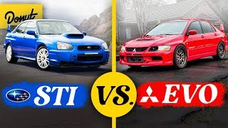 STI vs. EVO - Which is ACTUALLY better