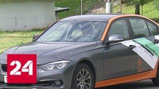 Конфликт интересов: придомовые парковки превращаются в гараж для автомобилей каршеринга - Россия 24