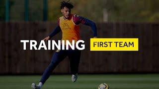 Inside Training | Pre Wolves