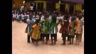 Ghana: Pride Of The East International School Graduation, July 2012 - Dzorwulu Branch 2