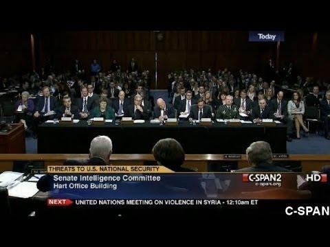 CIA Accused Of Spying On Senate Investigation