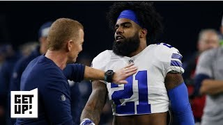 Jerry Jones is not looking to fire Jason Garrett - Adam Schefter | Get Up!
