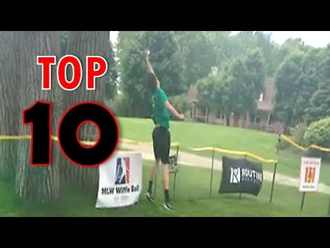 Top 10 Wiffleball Plays | MLW Wiffle Ball 2017