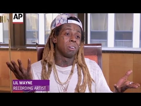 "Lil Wayne - ""RACISM DOESN'T EXIST"" - (Interview)"