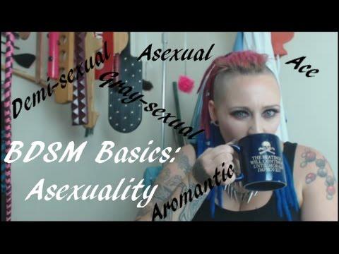 🍰 Asexuality & BDSM 🌈 - BDSM Basics Ep#4