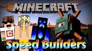 Speed Builders - Kongiho špatná podpora ! :D w/ Kongi, Denča | PVNST
