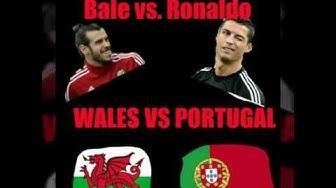 PORTUGAL-WALES EM PROGNOSE