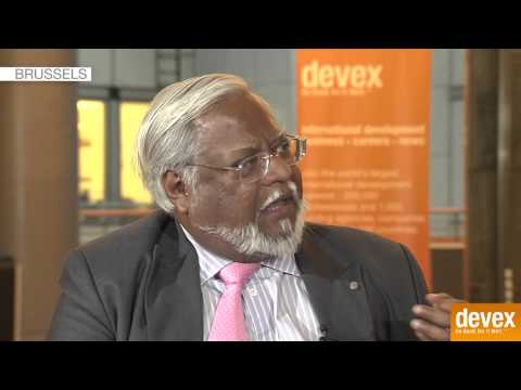 MEP Nirj Deva: Using land rights to measure the development index of a country