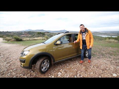Renault Sandero Stepway 2014 Тест-драйв Игорь Бурцев.
