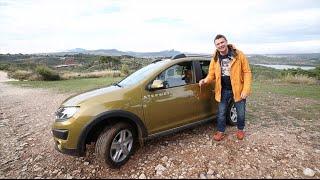 Renault Sandero Stepway 2014 Тест-драйв Игорь Бурцев.(Игорь Бурцев (http://www.car-fight.ru) знакомится с новым Renault Sandero Stepway 2015 модельного года. Впечатляет