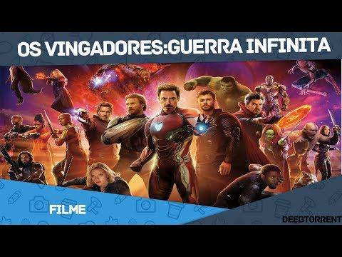filme vingadores guerra infinita torrent