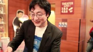 映画評論家町山智浩さん、映画「もしドラ」を鑑賞 もしドラ 検索動画 17