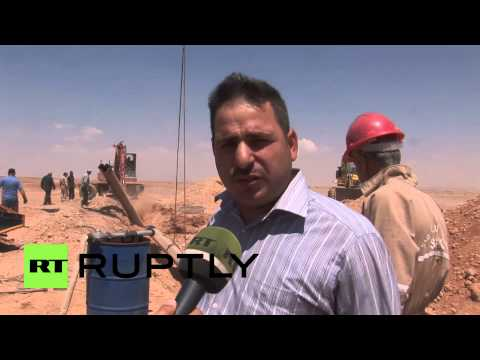Syria: IS attack energy supplies as they sabotage pipeline