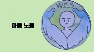 아동노동 비정부기구(wcs)영상