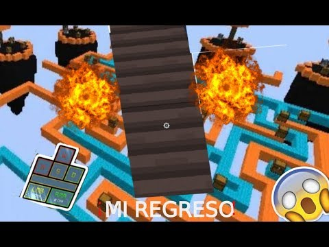 MI REGRESO CON BREEZILY Y RUSHEO EXTREMO! - MINECRAFT SKYWARS RUSH