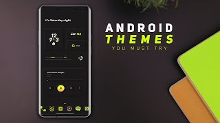 6 Best Themes For Android 2021(Android Customization 2021) screenshot 4