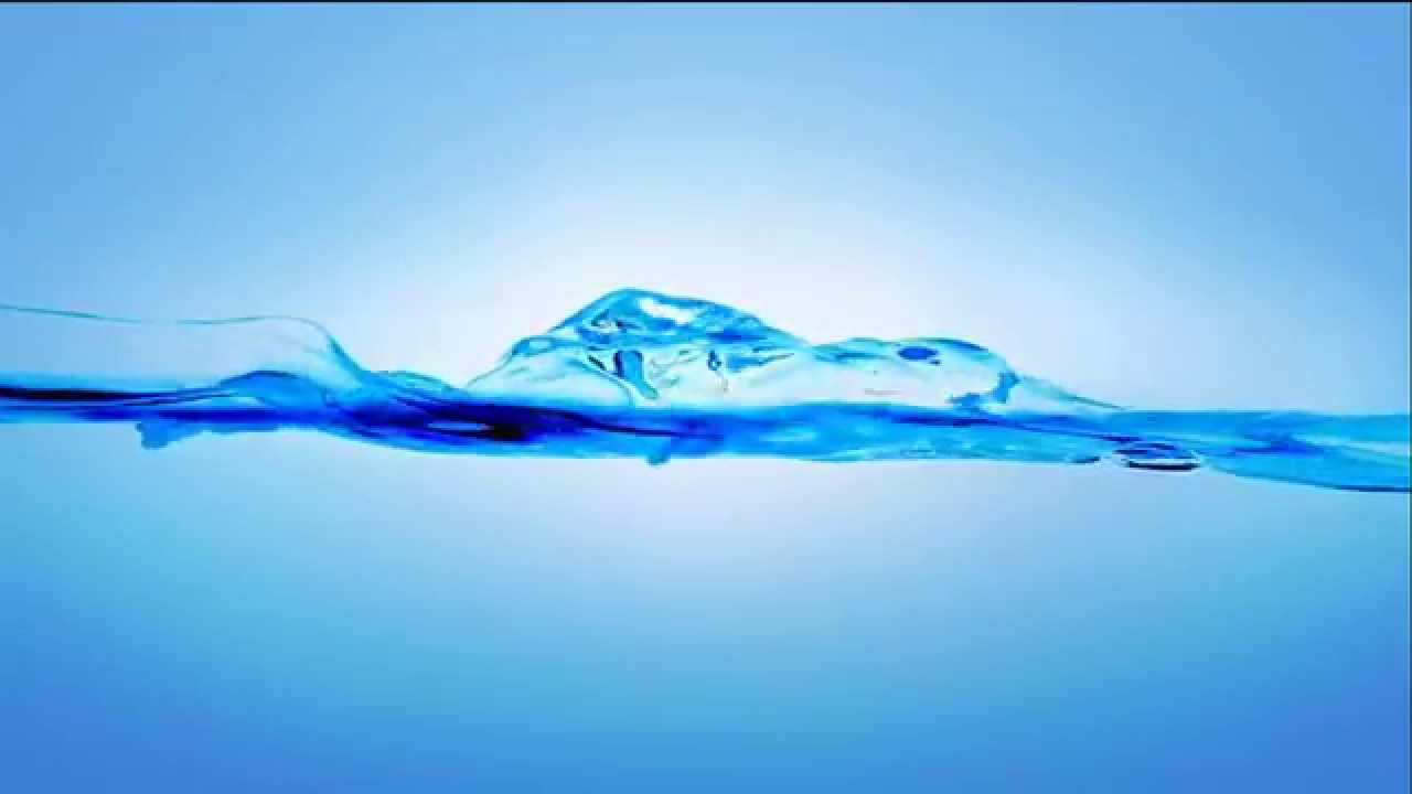 blue sea water moving hd background youtube