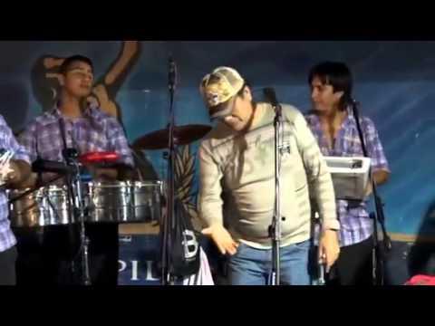 CHINO PALY - NUNCA VOLVERA ( Aya En El Cielo ) - Ah QUEMARROPA