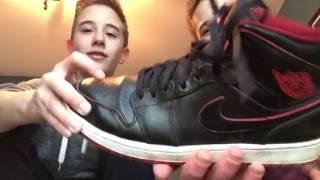 Sneaker Talk with my best friend!! Air Jordan 1