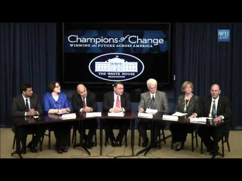Champions of Change: Rebuilding America's Infrastructure