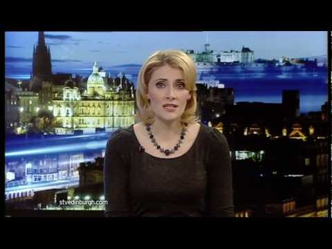 STV coverage of Scottish draft equal marriage bill launch 12.12.12