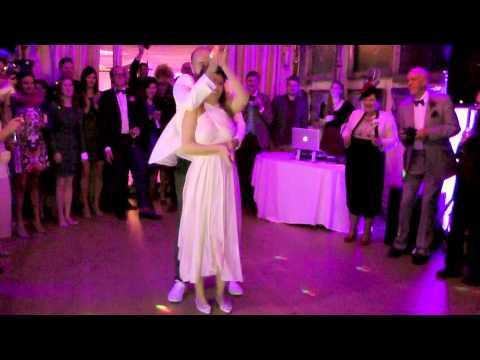 Dangerous Love Wedding Dance