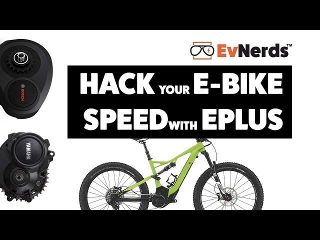 Hacking Bosh, Brose, Yamaha, Specialized Ebikes | EvNerds