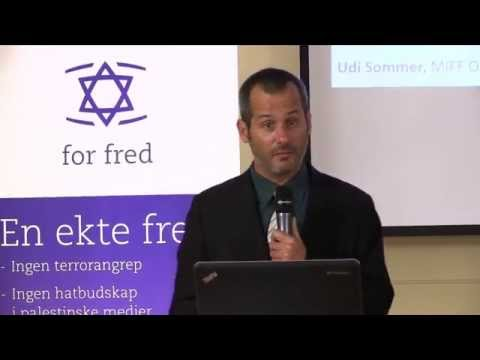 Udi Sommer: Israeli and US politics and Israel