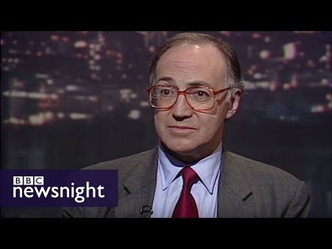 The famous Paxman-Michael Howard interview - Newsnight archives (1997)