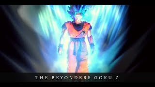 Dragon Ball Xenoverse 2 mods | Skill  testing for Goku Z Mod Gameplay