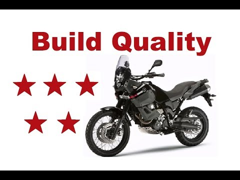 Yamaha Motorcycles Build Quality! להורדה