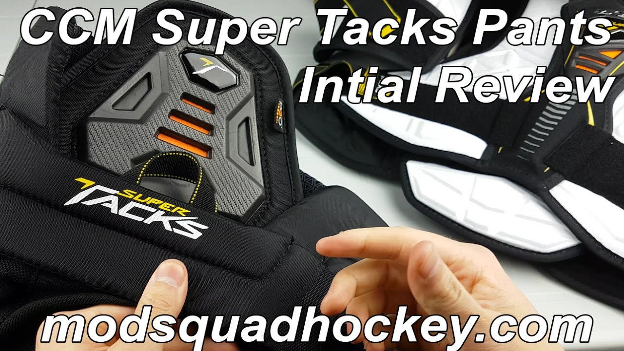Super Tacks pants - MSH Long-Term Reviews - ModSquadHockey