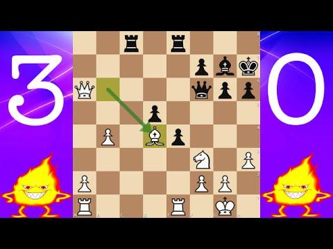 Blitz Chess Tournament #5 (3 0)