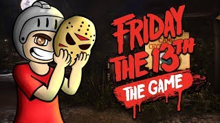 JASONOT ATACA NOVAMENTE - Friday the 13th the Game