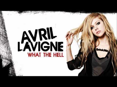 Avril Lavigne - What The Hell FULL HQ KARAOKE