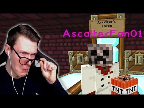 Fan gibt sich als Ascalter aus😂
