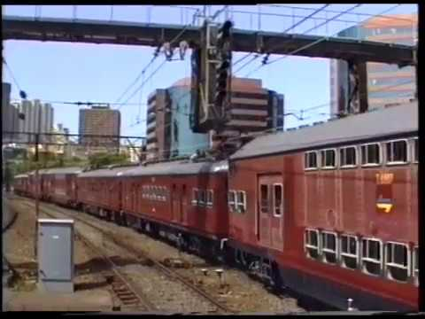 Sydney Railways-Last Days of the Red Sets-Run-Pasts-Part 3, Central & Suburban Locations