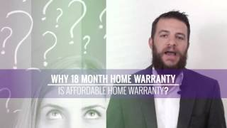 Affordable Home Warranty | 18 Month Home Warranty www.18mhw.com
