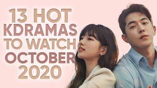 TOP 13 Hottest Korean Dramas To Watch in October 2020 [Ft. HappySqueak]