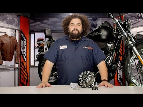 Arlen Ness Inverted Series Air Cleaner Kit for Harley Review at RevZilla.com